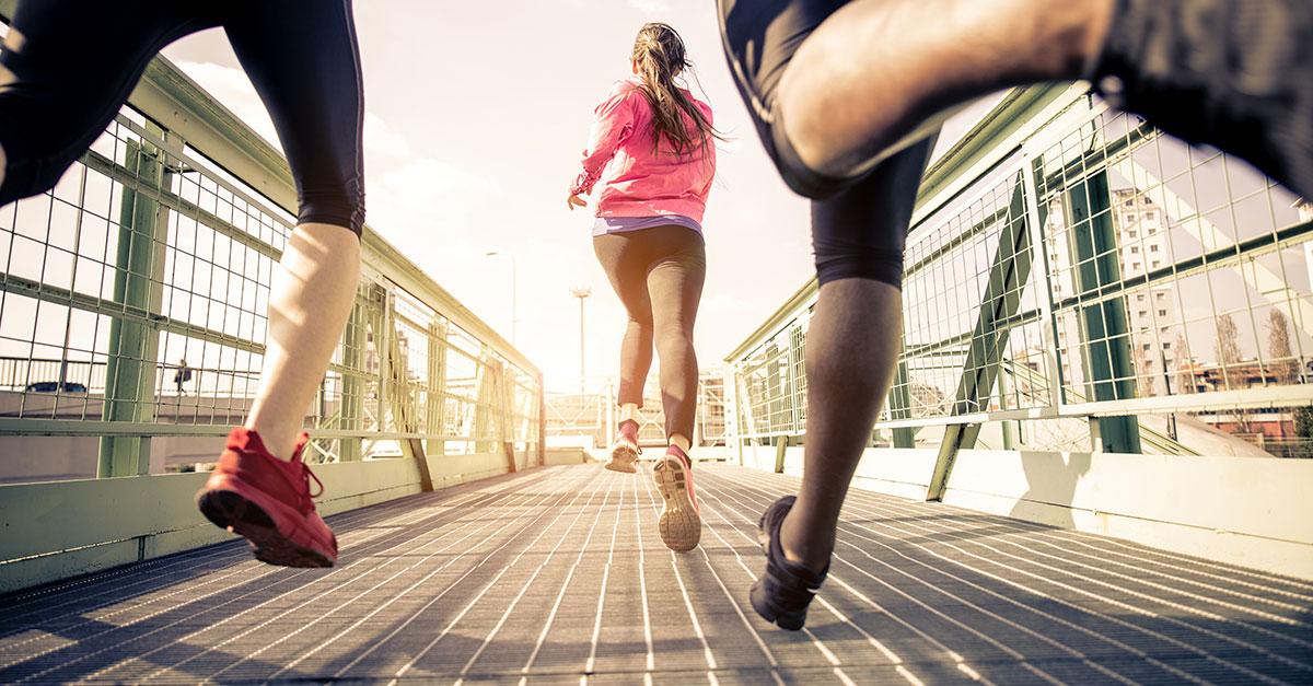 Comece a correr mas faça-o com qualidade